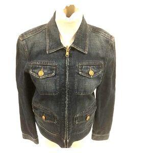 Lauren Jeans Co. Jean jacket size small